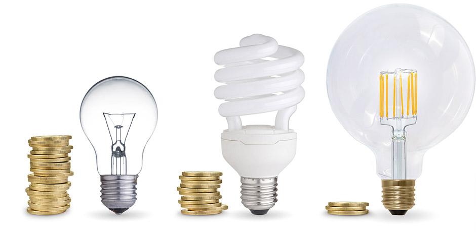 Clever sparen mit LED Leuchtmittel - WJM.AT